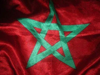Drapeau du maroc alienstyle - Drapeau du maroc a imprimer ...